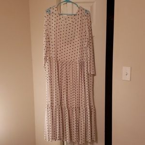 Torrid 4 Polka Dot Dress
